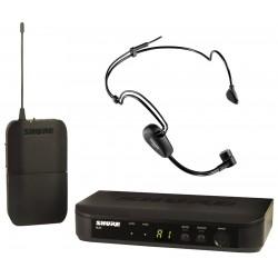 SHURE BLX14E/PG30 RADIOMICROFONO WIRELESS Microfono ad archetto