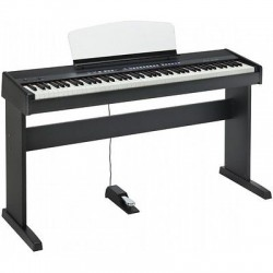 ORLA STAGE TALENT BK CON STAND PIANOFORTE DIGITALE PIANO 88 TASTI HAMMER ACTION
