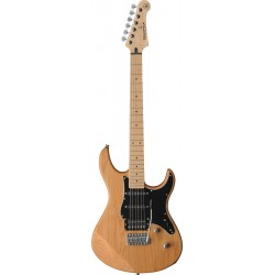 YAMAHA PACIFICA 112VMX YNS Yellow Natural Satin