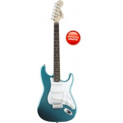 FENDER Squier Stratocaster AFFINITY strat RW Lake Placid Blue