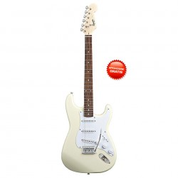 FENDER Squier Stratocaster Bullet RW AWT