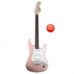 FENDER Squier Stratocaster AFFINITY strat RW SHP SHELL PINK