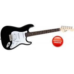 FENDER Squier Stratocaster Bullet RW BLACK