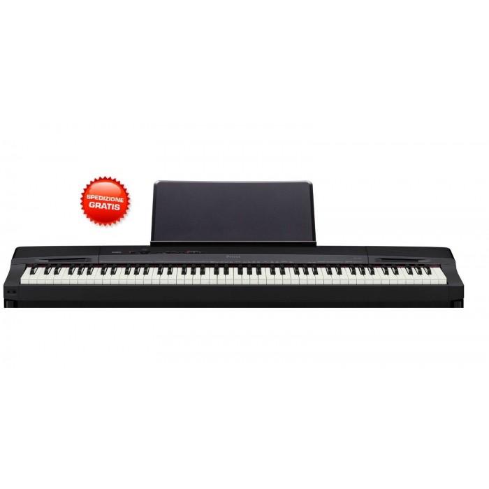 CASIO PRIVIA PX160 Black PIANO DIGITALE
