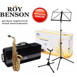 ROY BENSON AS202 SAX ALTO Mib STARTER PACK