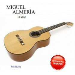 Miguel Almeria 2-CSM Chitarra Classica 4/4