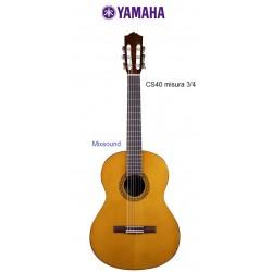 YAMAHA CS40 II CHITARRA CLASSICA misura 3/4
