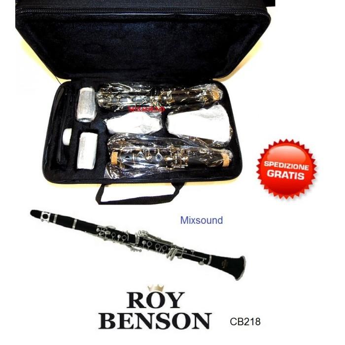 Roy Benson cb218