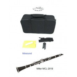 MILLER MCL-201B Clarinetto 17 chiavi in Sib