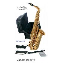MILLER MSA-600 SAX CONTRALTO MIB