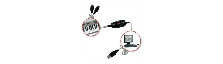 Interfacce e Cavi MIDI